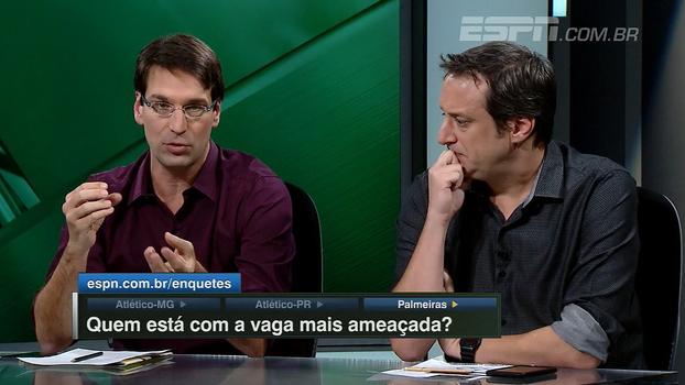 Após jogos de ida, Arnaldo diz que missão do Palmeiras é mais complexa que a do Atlético-MG