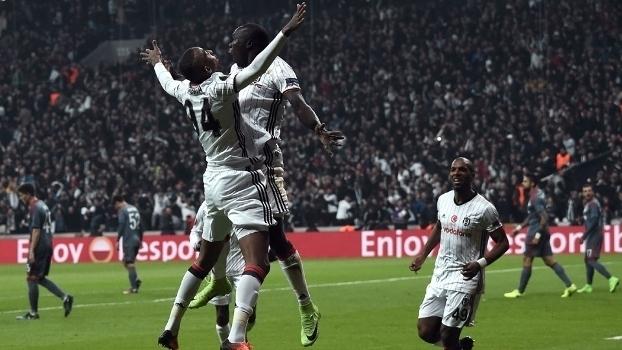 Europa League: Melhores momentos de Besiktas 4 x 1 Olympiacos