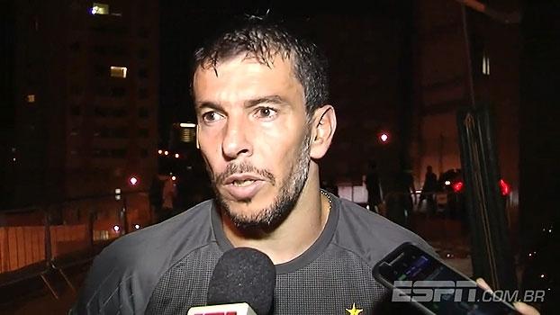 Leandro Donizete responde Gabriel Jesus: 'Quero ver quando ele for para Inglaterra'