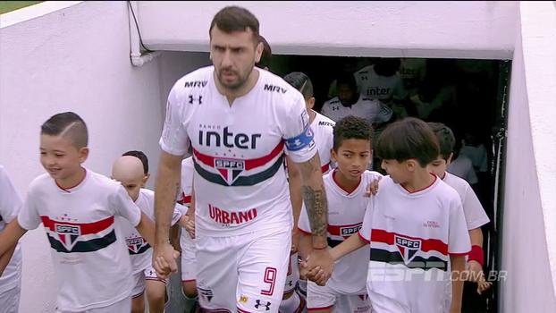 Edu Affonso mostra como foi empate entre São Paulo e Botafogo