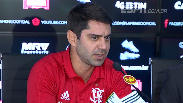 Médico do Flamengo explica tumor de Ederson e cita atletas que se recuperaram: 'Abidal, Nenê...'