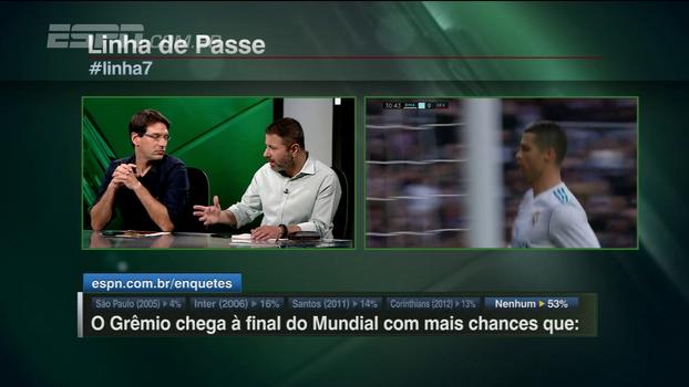 Marra: 'Espero o Grêmio fazendo um jogo daqueles, com muita entrega, doação e preenchendo espaços'