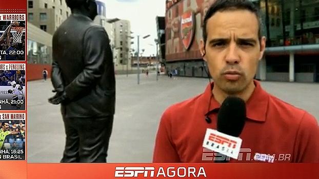 João Castelo Branco confirma renovação de Arsène Wenger por mais 2 temporadas no Arsenal