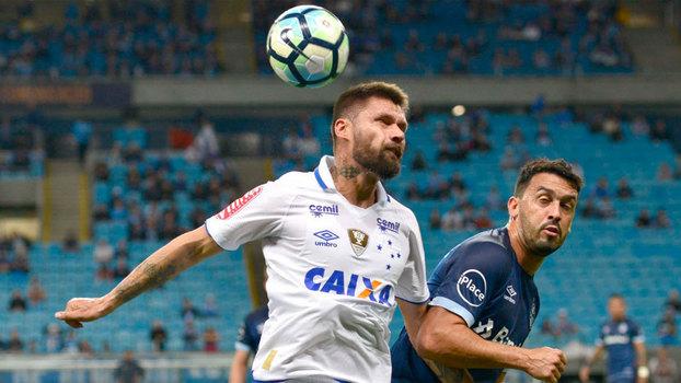 Brasileiro: Gol de Grêmio 0 x 1 Cruzeiro
