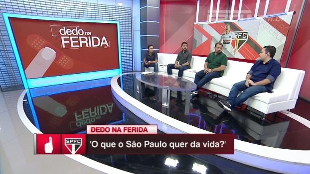 Leco precisa expor as gestões anteriores do São Paulo? BB Debate analisa