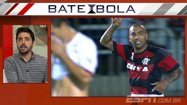 Nicola vê Atlético-PR como favorito para ter Sheik; Para Alê, atacante não fará falta ao Flamengo