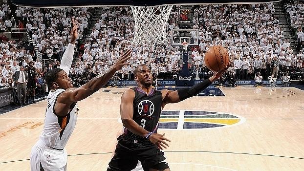 Assista aos melhores momentos da vitória do Los Angeles Clippers sobre o Utah Jazz por 98 a 93