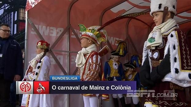 Que festa! Carnaval também acontece na Alemanha; veja