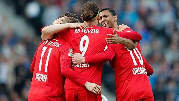 Bundesliga: Melhores momentos de Hertha Berlin 1 x 4 RB Leipzig