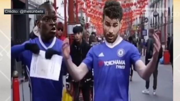 Jornal inglês faz brincadeira com Kanté e coloca o jogador interceptando até negociações de rivais