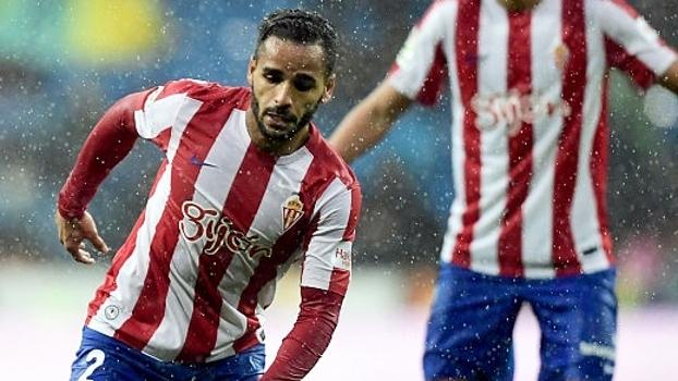 Douglas faz 1º gol dele em solo europeu, e Sporting Gijón vence Osasuna