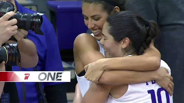 Recorde de Kelsey Plum no basquete universitário é destaque no Top 10 da semana do espnW