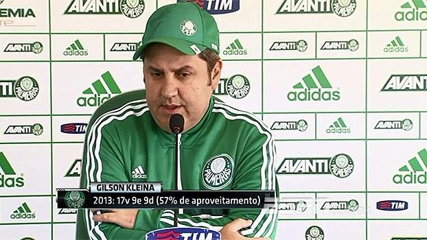 Palmeiras enfrenta ABC no Pacaembu, e Gilson Kleina diz: 'Esperamos apoio da torcida na volta pra casa'