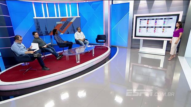 Bertozzi analisa Grupo A, destaca favoritismo do Uruguai e alerta Rússia para qualidade dos jogadores do Egito