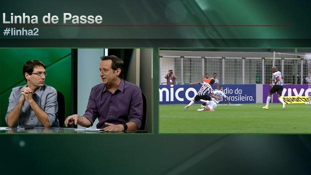 Gian: Fluminense tem participado dos 'jogos mais legais'