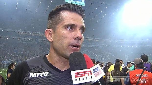 Victor vê título do Grêmio merecido e lembra tragédia com a Chape: 'Foi difícil entrar em campo'