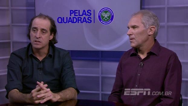 Duplas no tênis são desvalorizadas? 'Pelas Quadras' analisa vitória de Marcelo Melo: 'Disparado a melhor final de Wimbledon'