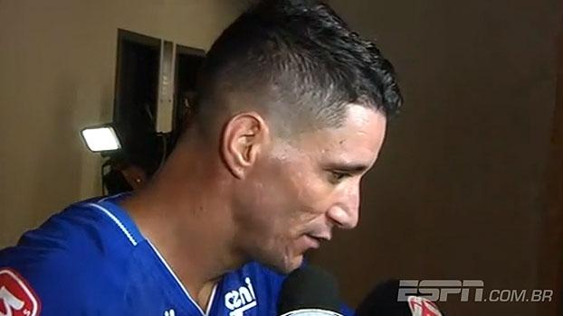Thiago Neves comemora vitória e fase: 'Melhorei de acordo com o time'