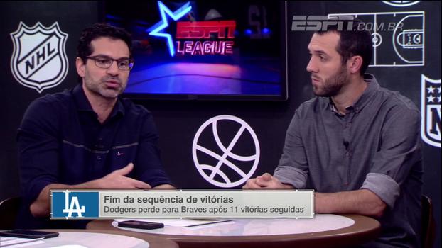 Paulo Antunes: 'Dodgers vão chegar com muita força; é o melhor time do beisebol'