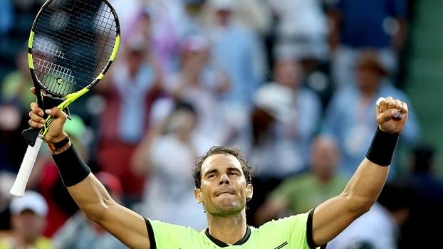 Masters 1000 de Miami: Lances de Rafael Nadal 2 x 0 Dudi Sela