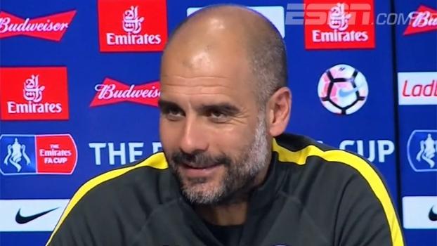 Guardiola comenta retorno de Gabriel Jesus aos treinos: 'Está voltando com sua alegria'