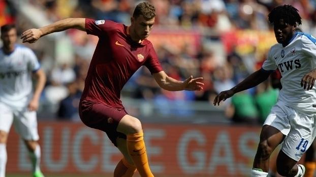 Italiano: Gols de Roma 1 x 1 Atalanta