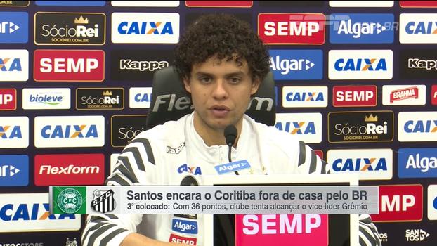 Victor Ferraz rasga elogios a Vanderlei e exalta defesa do Santos