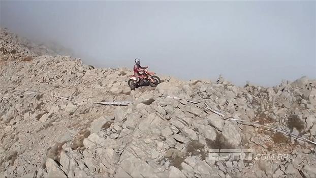 Do mar à montanha: prova de motocross passa por cenários incríveis na Turquia