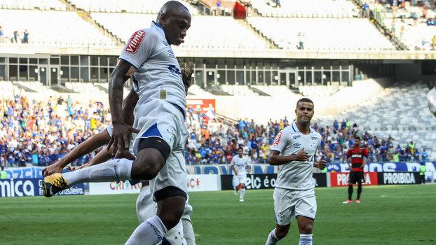 Veja os gols da vitória do Cruzeiro sobre o Sport por 2 a 0 pelo Brasileiro!