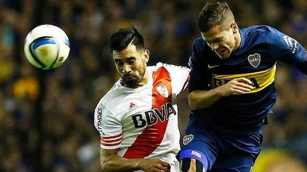 Argentino: Gols de Boca Juniors 2 x 0 River Plate