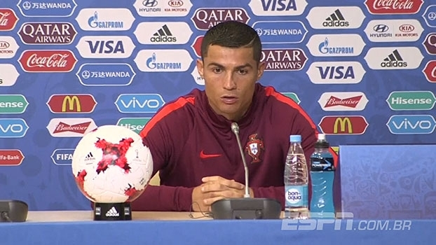 Cristiano Ronaldo elogia partida de Portugal e se auto-avalia após vitória