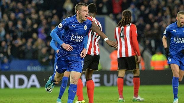 Premier League: Gols de Leicester 2 x 0 Sunderland