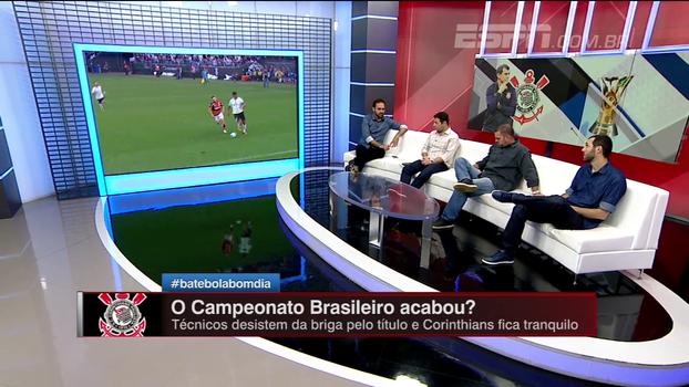 O Brasileiro já acabou? Bate Bola analisa postura dos técnicos ao 'jogar a toalha'