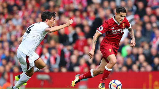 Premier League: Gols de Liverpool 1 x 1 Burnley
