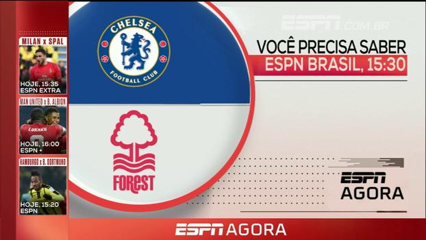 Campeonato Italiano, Copa da Liga Inglesa e mais; veja os destaques da programação desta quarta-feira dos canais ESPN