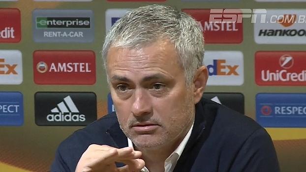 Mourinho dispara contra a federação: 'Não dão a mínima para times ingleses na Europa'