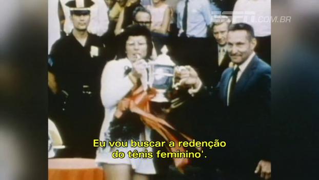 Há 44 anos, Billy Jean King vencia Bobby Riggs na 'Batalha dos Sexos'