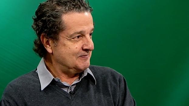 Juca não trata queda do Fla na Libertadores como vexame e cita 'frase sábia' de Andrés Sanchez