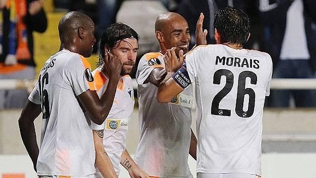Assista aos gols da vitória do APOEL sobre o Asteras Tripolis pro 2 a 1!