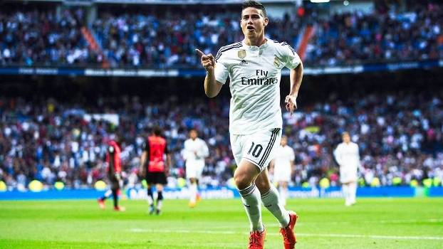 Assista aos gols da vitória do Real Madrid sobre o Almería por 3 a 0!