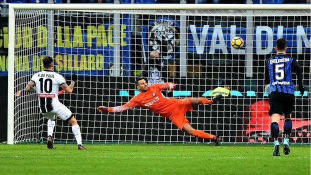 Assista aos gols da derrota da Internazionale por 3 a 1 para a Udinese
