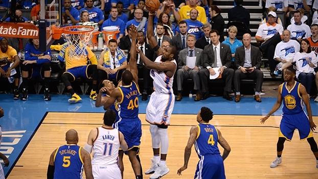 Enterradas violentas de Waiters, Ibaka e Durant são os destaques do 'Top 5' da rodada da NBA