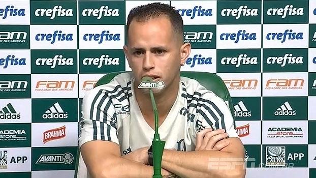 Guerra fala sobre condições físicas do elenco: 'Palmeiras tem tudo, parte do jogador se preparar bem ou não'