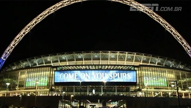 Casa temporária do Tottenham, Wembley foi palco de decepção dos Spurs e divide opinião de torcedores