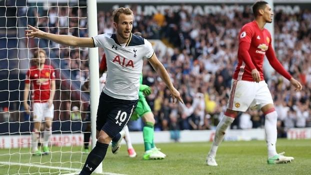 Premier League: Gols de Tottenham 2 x 1 Manchester United