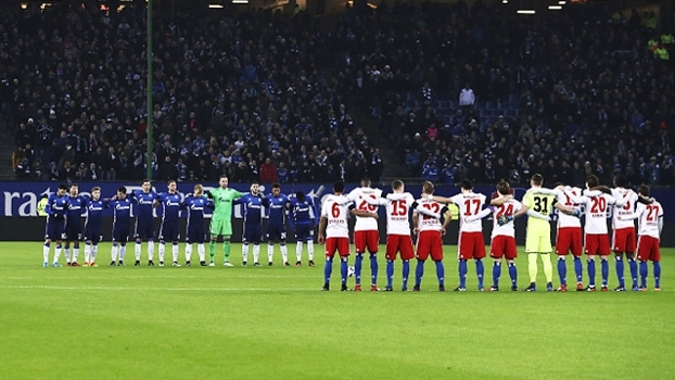 Hamburgo x Schalke tem minuto de silêncio em respeito às vítimas do atentado de Berlim