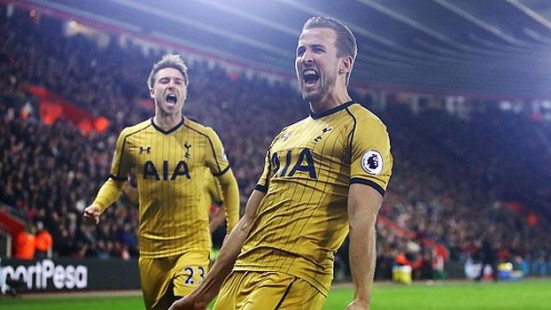 Premier League: Gols de Southampton 1 x 4 Tottenham