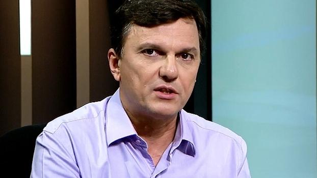 Mauro minimiza queda do Santos: 'É chato, mas não desesperador'