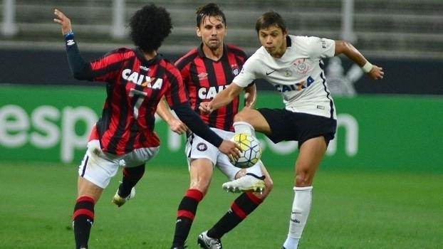 Brasileiro: Melhores momentos de Corinthians 0 x 0 Atlético-PR