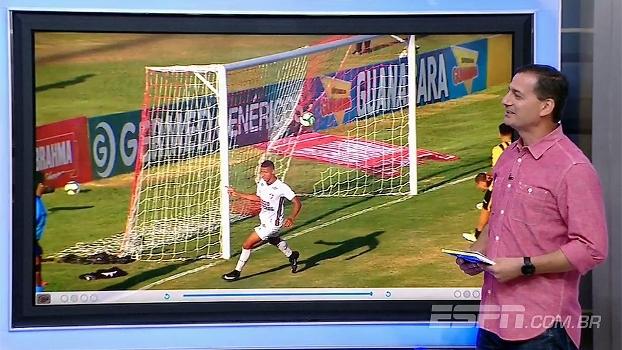 Sálvio analisa lances da arbitragem em partida entre Fluminense x Volta Redonda